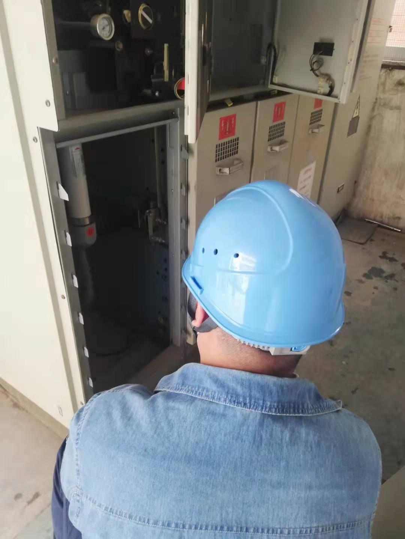 高压配电柜检查
