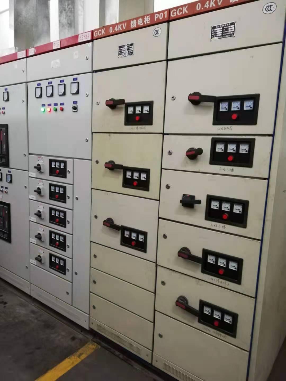 配电柜维修改造